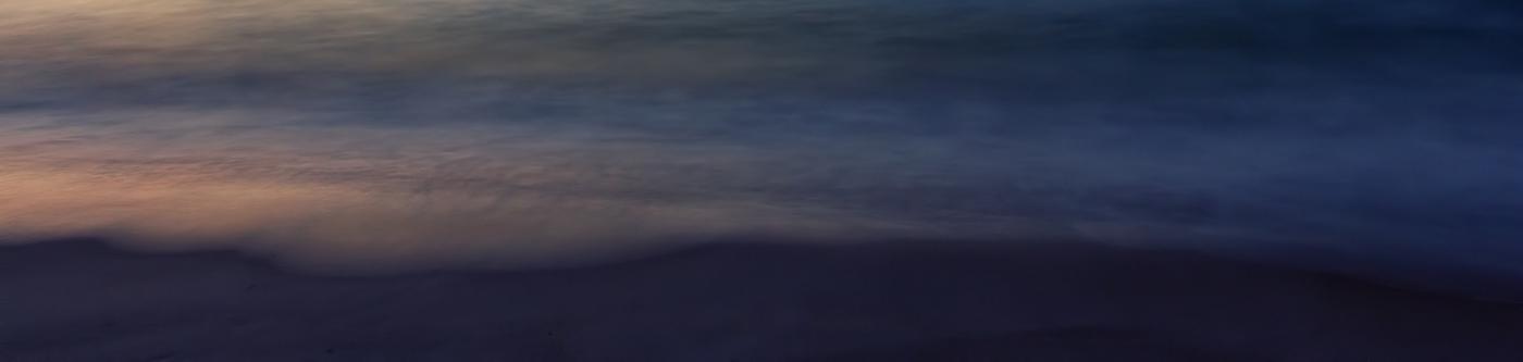 Jersey Shore Barrier Island Sunrise